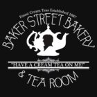 BBC Sherlock &quot;Cream Tea&quot; Bakery &amp; Tea Shop (Dark) by curiousfashion
