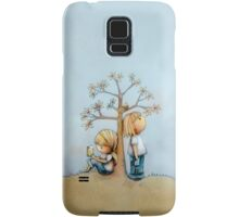 stop and smell the flowers iPhone case  Samsung Galaxy Case/Skin