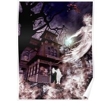 The Haunting of Blackthorne Manor Poster