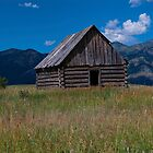 Wyoming Farm House by JasPeRPhoto