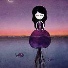 Jellyfish girl by Nadine Feghaly