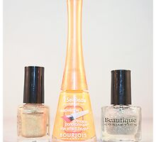 Nail Polish by AmandaJanePhoto
