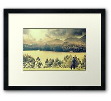 The Ethereal Masterpiece Framed Print