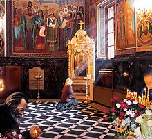 Orthodox Moldova - the keeper and a defender of the spiritual heritage of the Great Byzant. by Victor Arseni
