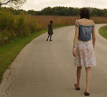 Following My Shadow by BaVincio
