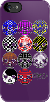 Skullpatternschytsofrenzy by Schytso Designs