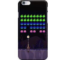 "Space Birds ""Angry Invaders"" iPhone Case/Skin"
