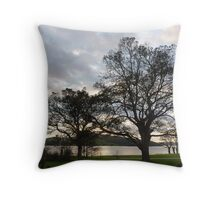 Lough Swilly  Throw Pillow