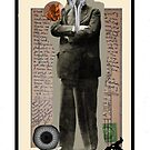 Dada Tarot- Devil by Peter Simpson