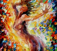 SONGS OF LOVE - LEONID AFREMOV by Leonid  Afremov