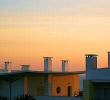 RooftopSunset by Rochelle Boardman