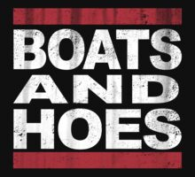 Vintage Boats & Hoes - Stepbrothers by colorhouse