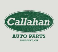 Vintage Callahan Auto Parts - Tommy Boy by colorhouse