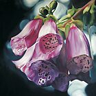 Foxgloves Hi Res by Melissa Mailer-Yates