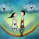 you make me smile by Amanda  Cass