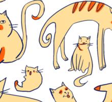 Catshirt Sticker