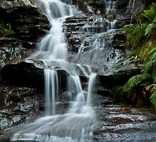 Leura Cascades NSW ~ Revisited by Isabel J Coote Photography