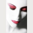 Illumination - Self Portrait - iPhone Case by Jaeda DeWalt