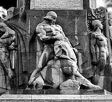 Lāčplēsis | The Bear Slayer by Roberts Birze