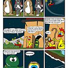 "Rick the chick  ""THE MAGIC SHELL (ITALIANO) parte 16"" by CLAUDIO COSTA"