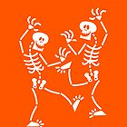 Dancing Skeletons by Zoo-co
