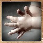 childrens hands by fuxart