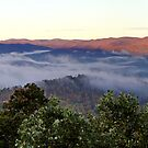 Blue Ridge October by Chris Snyder