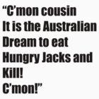 The Australian Dream by Daftpunkfan5cp