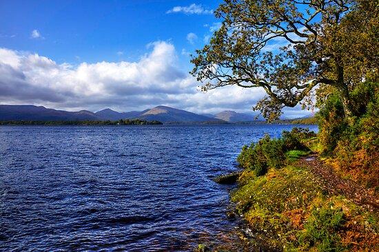 Loch Lomond by Paul Thompson Photography