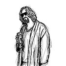 The Dude by Tom  Ledin