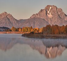 Oxbow Bend by kurtbowmanphoto