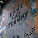 Don&#x27;t Go Johnny by Robert Knapman