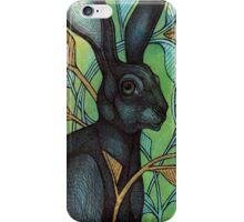 Hidden Hare iPhone Case iPhone Case/Skin
