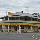 Cooyar Hotel, Queensland, Australia by Margaret  Hyde