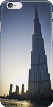 Worlds Tallest by Chris Cardwell
