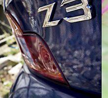 BMW Z3 by Chris Cardwell