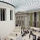 Inside the British Museum by BobbieMacLean