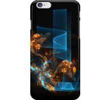 Flame and Pipes iPhone Case/Skin