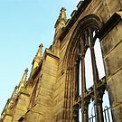 Roofless - Bombed Out Church - Liverpool by Liam Liberty