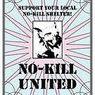 No-Kill United - ES NO-KILL UNITED (PRINT) by Anthony Trott