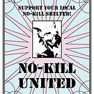 No-Kill United - ES NO-KILL UNITED (PRINT) by Anthony Trott