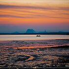 Glass House Mountains by Paul Barralet
