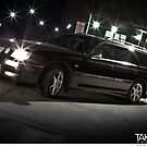 Nissan Stagea RS4S by Emily Loughnan