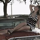 On The Hood Of My Chevy by jujubean
