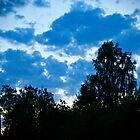 Sky by tutulele