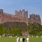 Croquet, Cricket and Castle by Chris Vincent