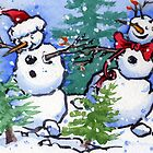 Snowfriends by Lori Lukasewich
