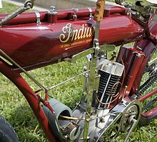 Vintage Indian by Laurie Perry