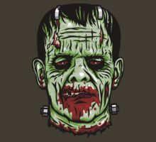 Zombie Frankenstein's Monster by Tim Andrew