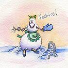 Festivus! by Lori Lukasewich